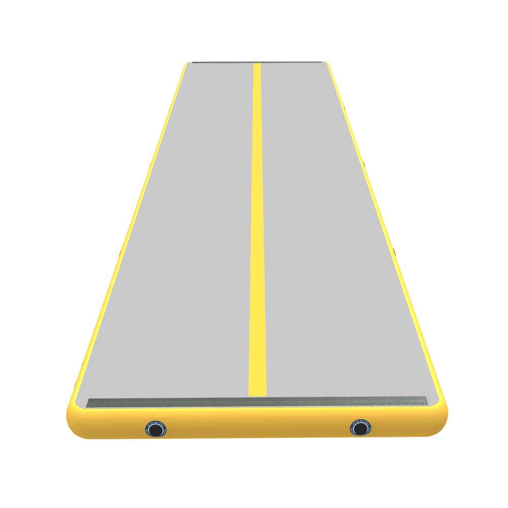 sinolodo-airtrack-6.6ft-Width-12inch-Height-GreyYellow