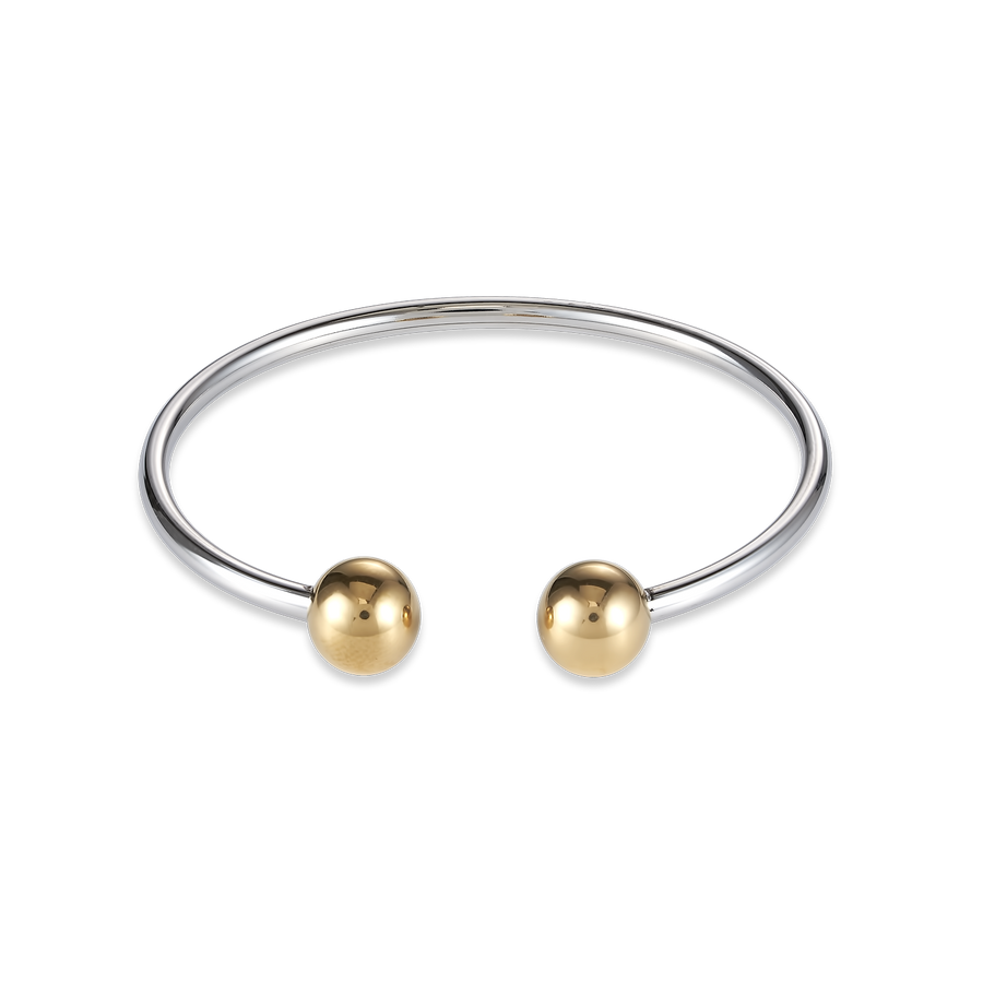 Coeur de Lion Gold Bangle 0300331617