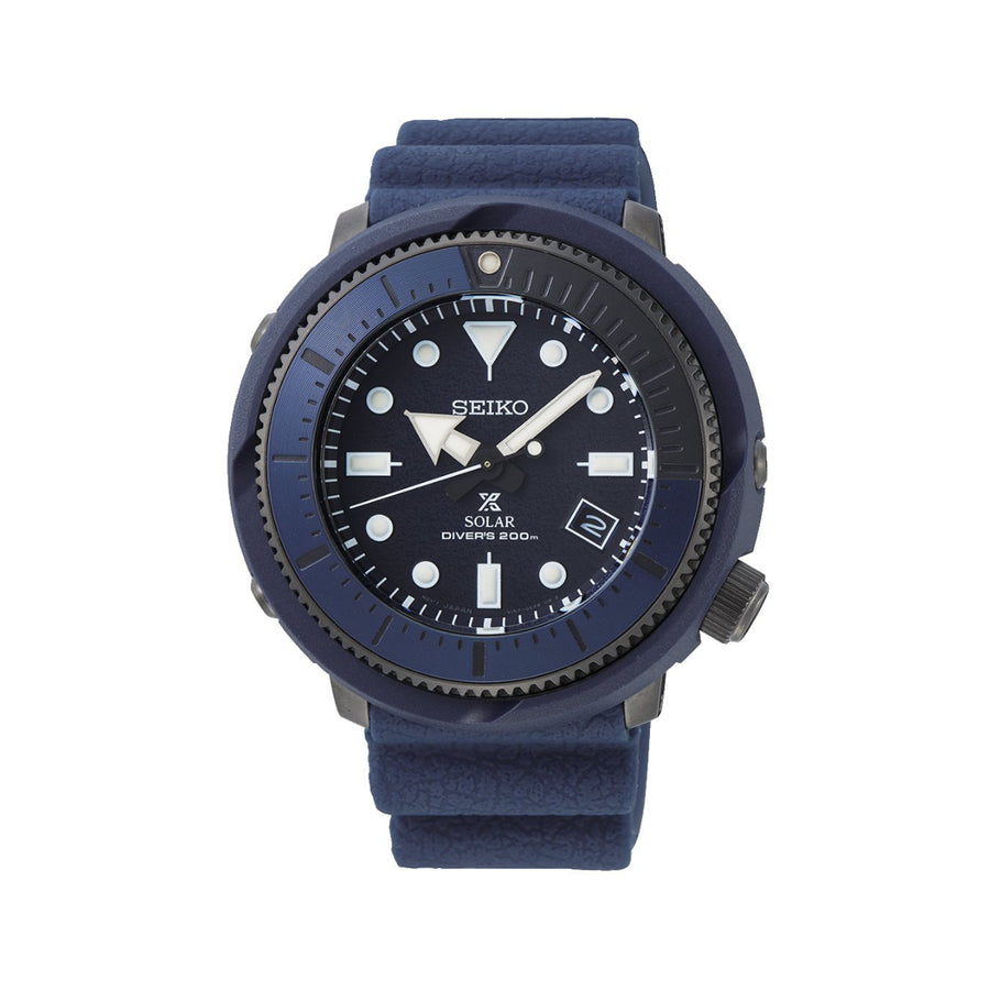 Seiko Gents Prospex Solar Divers Watch SNE533P1