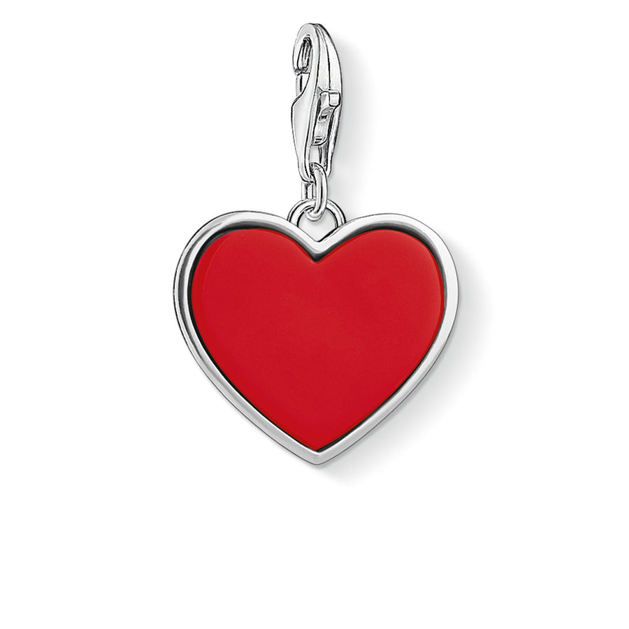 Thomas Sabo Love is because...of you Charm 1471-337-10
