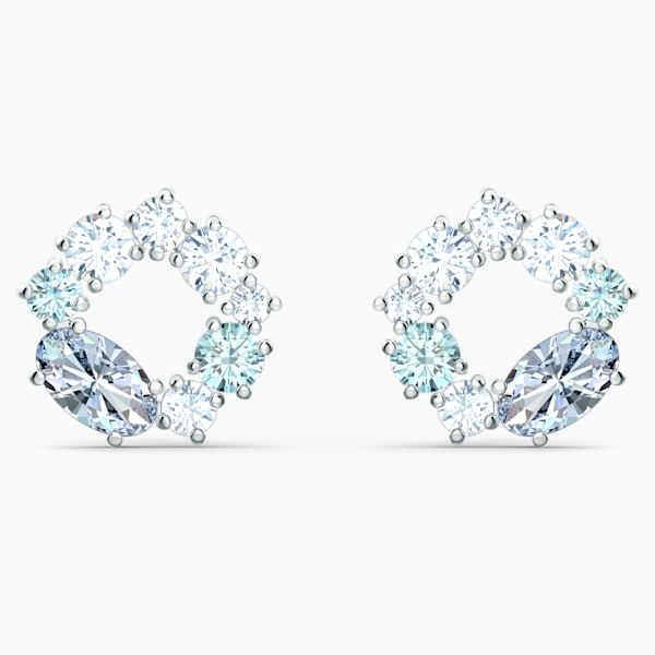 Swarovksi Attract Circle Stud Earrings 5570943
