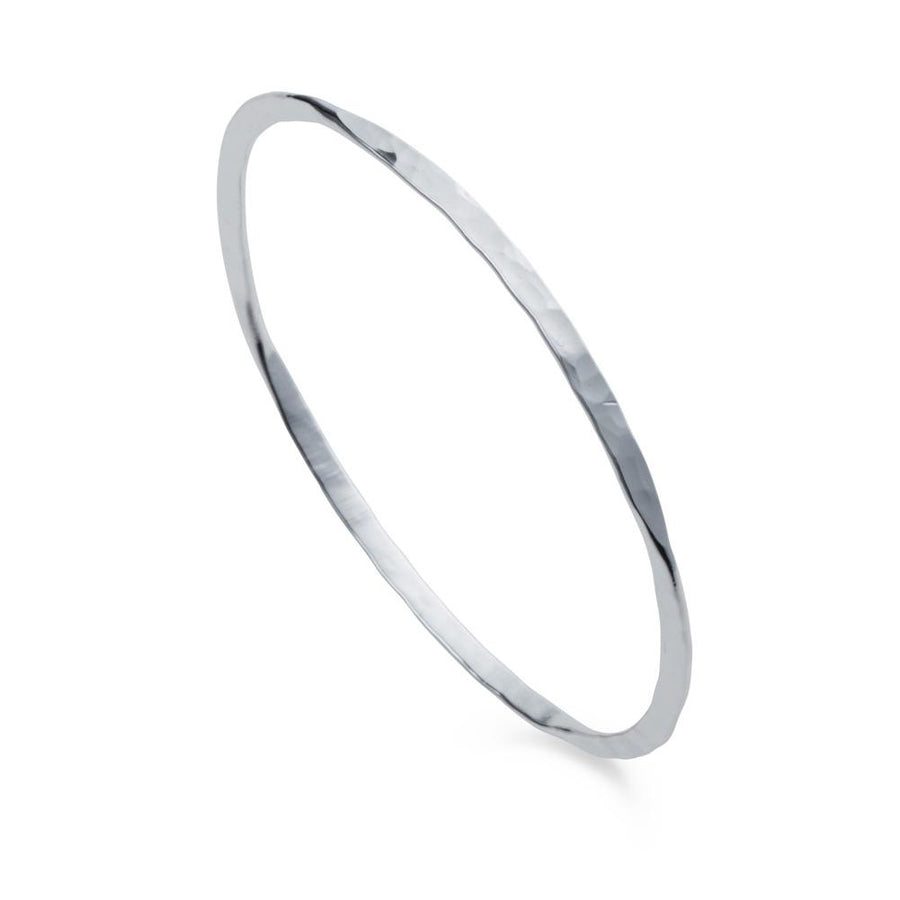 Christin Ranger Double Take Silver Bangle B006