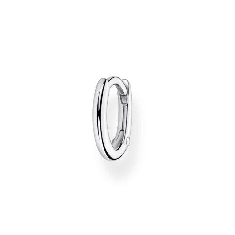 Thomas Sabo Classic Stylish Silver Hoop Earrings CR660-001-21