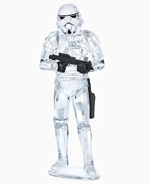 Swarovski Crystal Star Wars Storm Trooper 5393588
