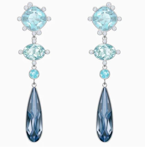 Swarovski Olive Drop Earrings 5456892