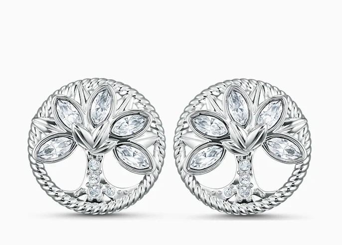 Swarovski Symbol Earrings Tree 5540301