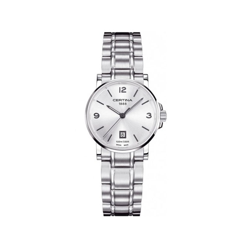 Certina Ladies DS Caimano Quartz Watch C017.210.11.037.00