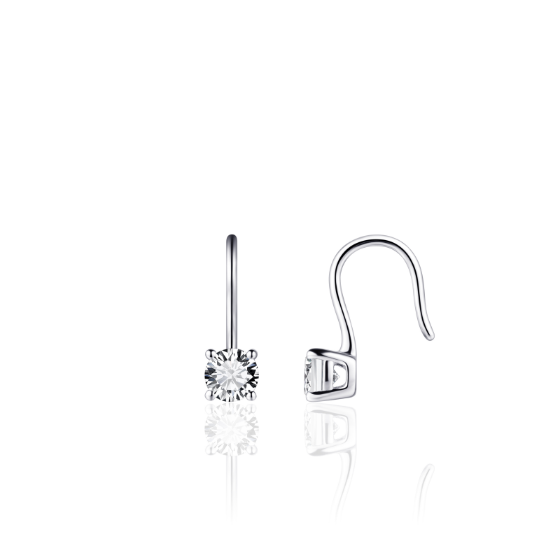 Morgan Banks Silver Ear Studs E1022/5