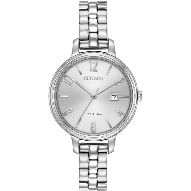 Citizen Ladies Eco-Drive Watch WR50M EW2440-53A