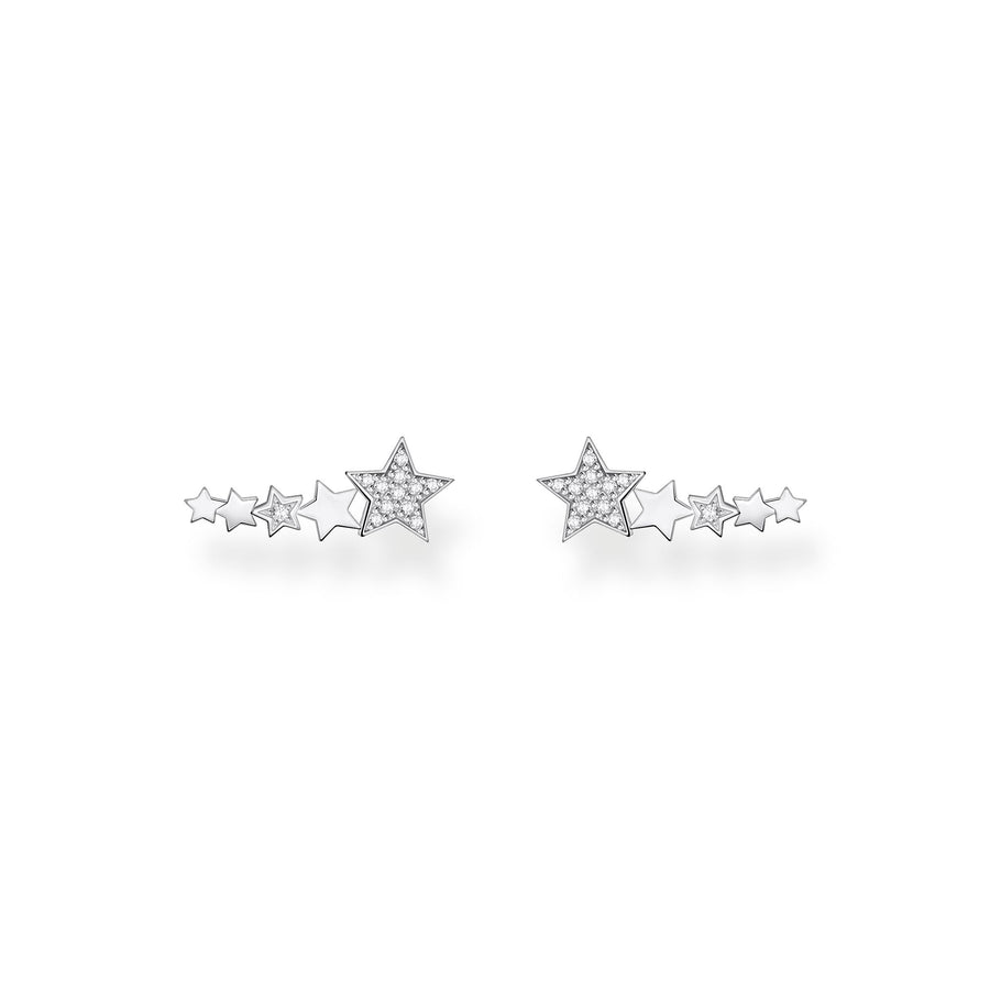 Thomas Sabo Silver Star Ear Climber H2159-051-14