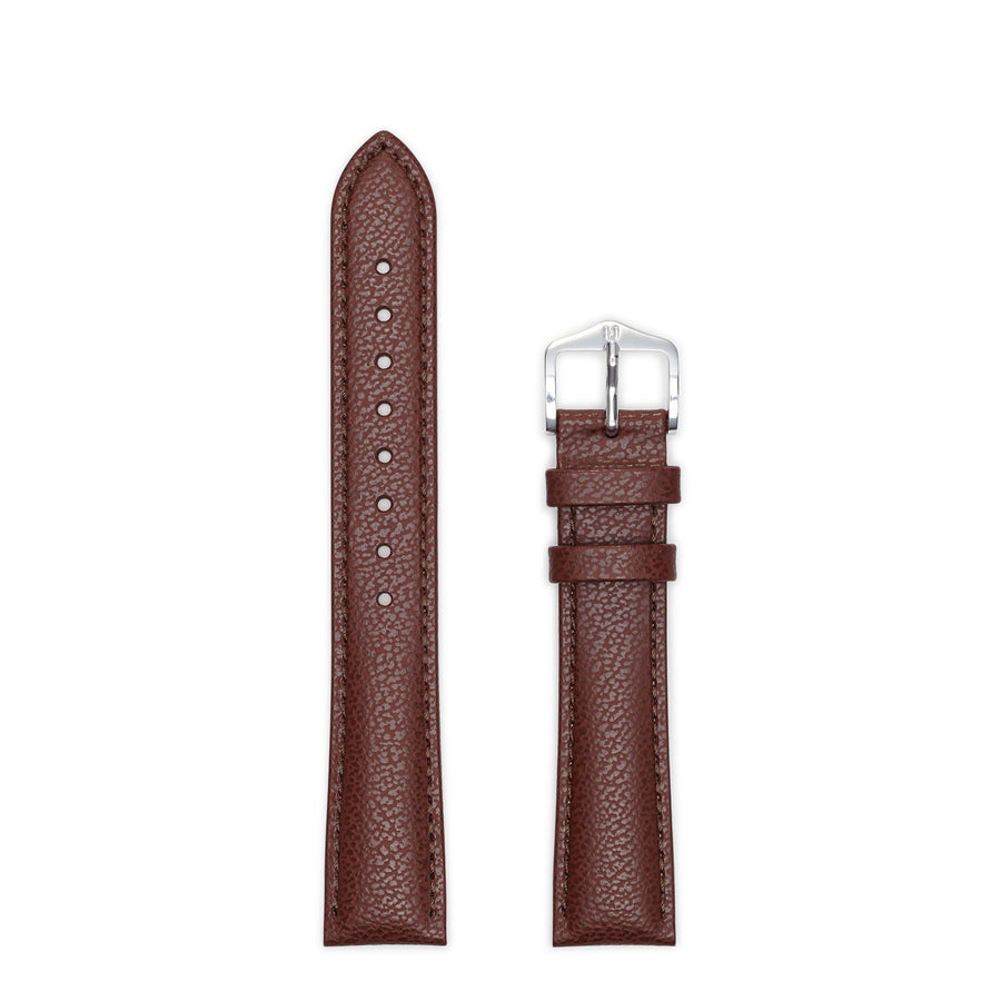Hirsch Large Highland Brown Watch Strap 04302010