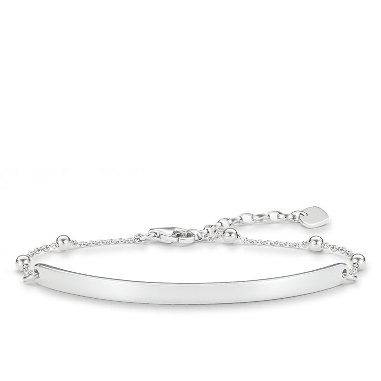 Thomas Sabo Love Bridge Silver Bracelet LBA0044-001-12-L19.5V