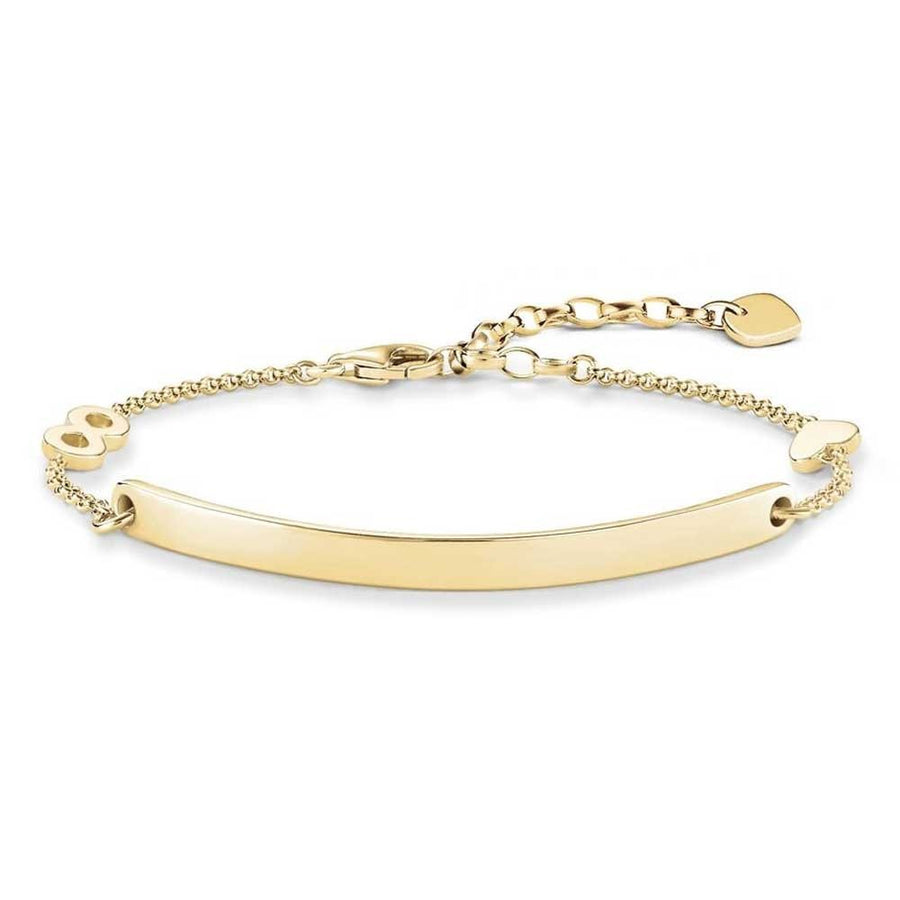 Thomas Sabo Love Bridge Bracelet LBA0100-413-12-L19V