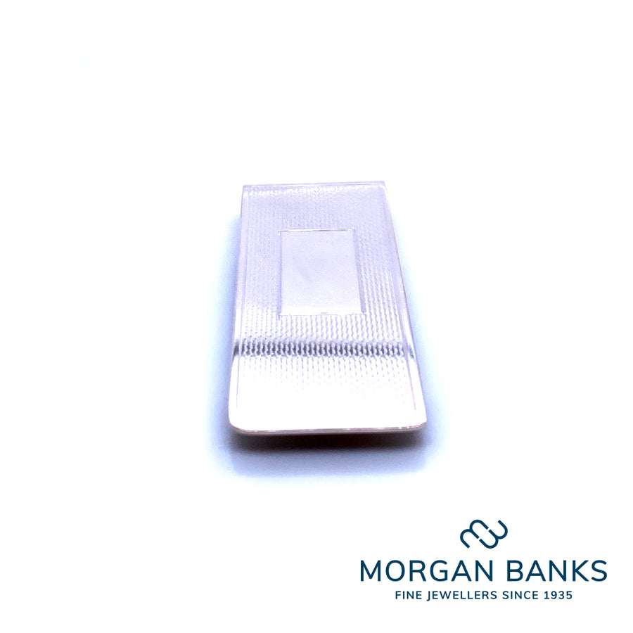 Morgan Banks Money Clip MCLIP1