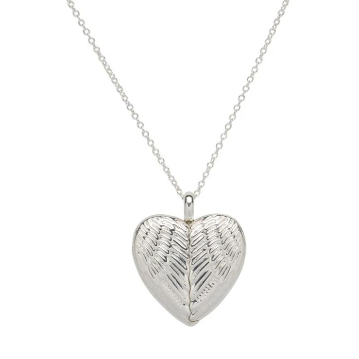 Unique Sterling Silver 925 Locket and Chain MK-710