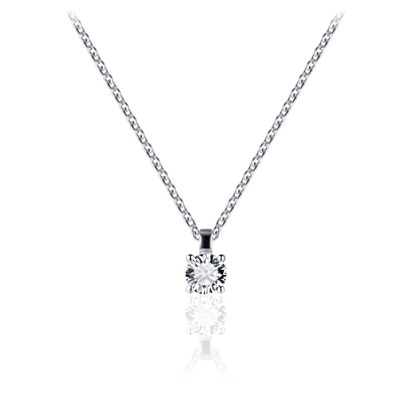 Morgan Banks Silver Necklace N1060/5