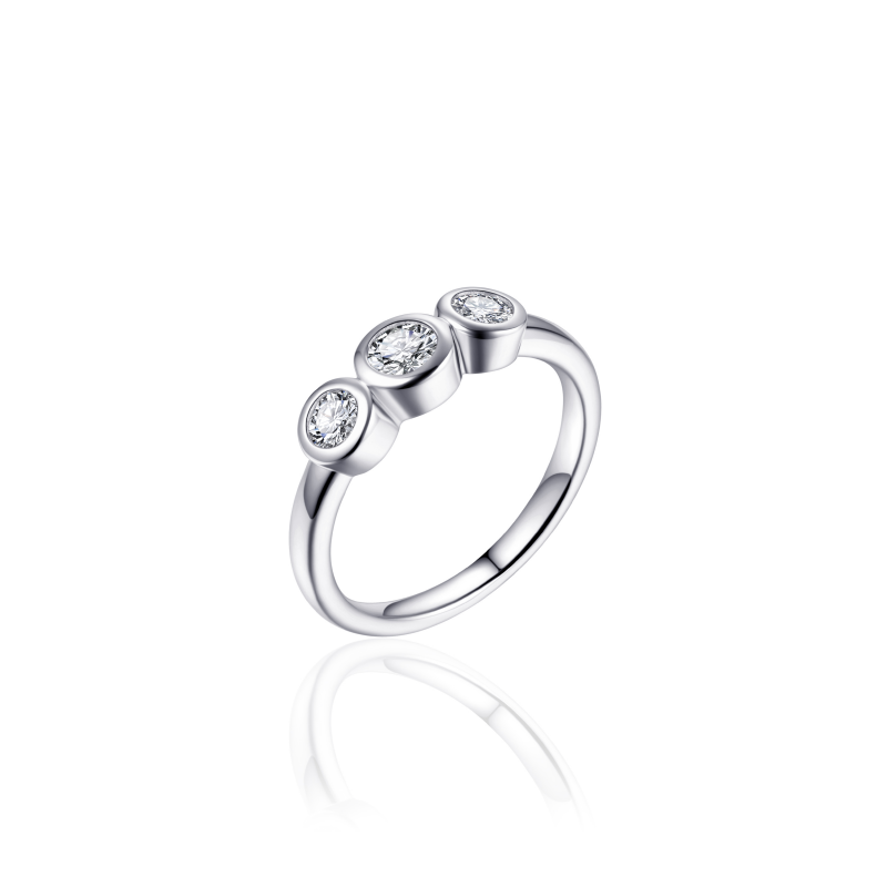 Morgan Banks Silver Ring R378