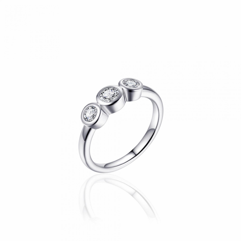 Morgan Banks Silver Ring R379