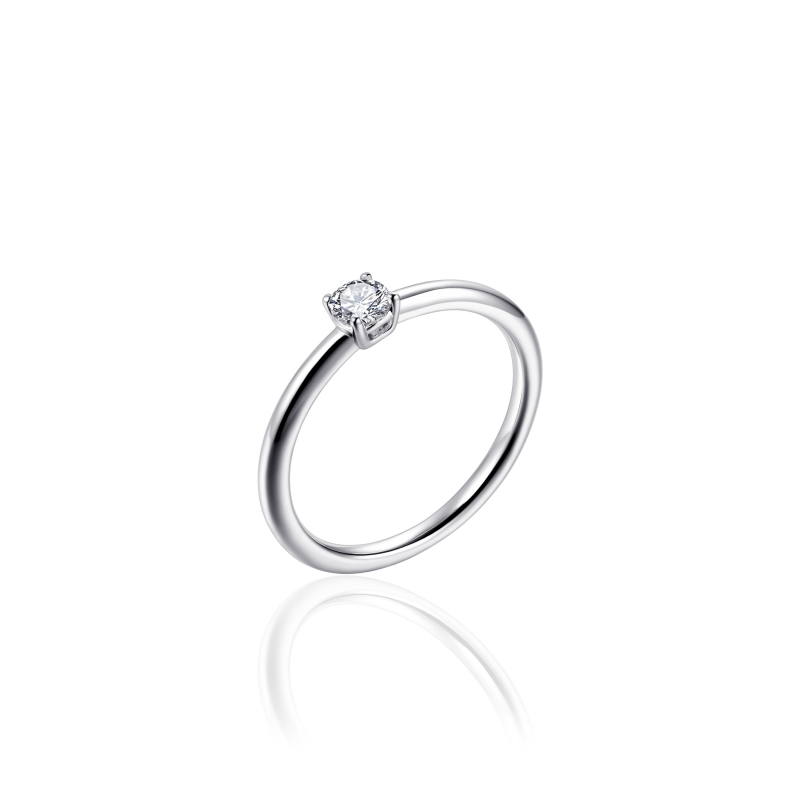 Morgan Banks Silver Ring R393