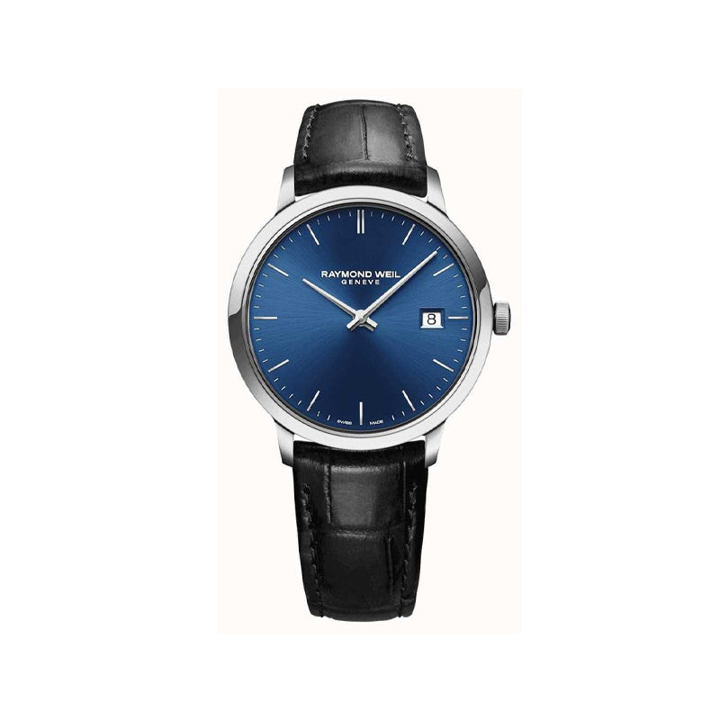 Raymond Weil Gents Blue Dial Toccata Watch 5588.STC.00300