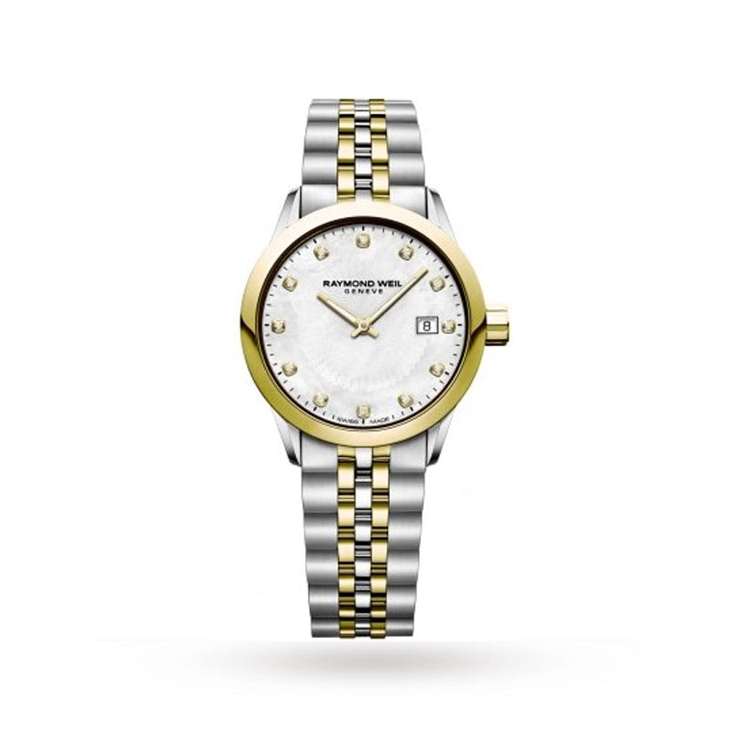 Raymond Weil Ladies Freelancer Quartz Watch 5629-STP-097081