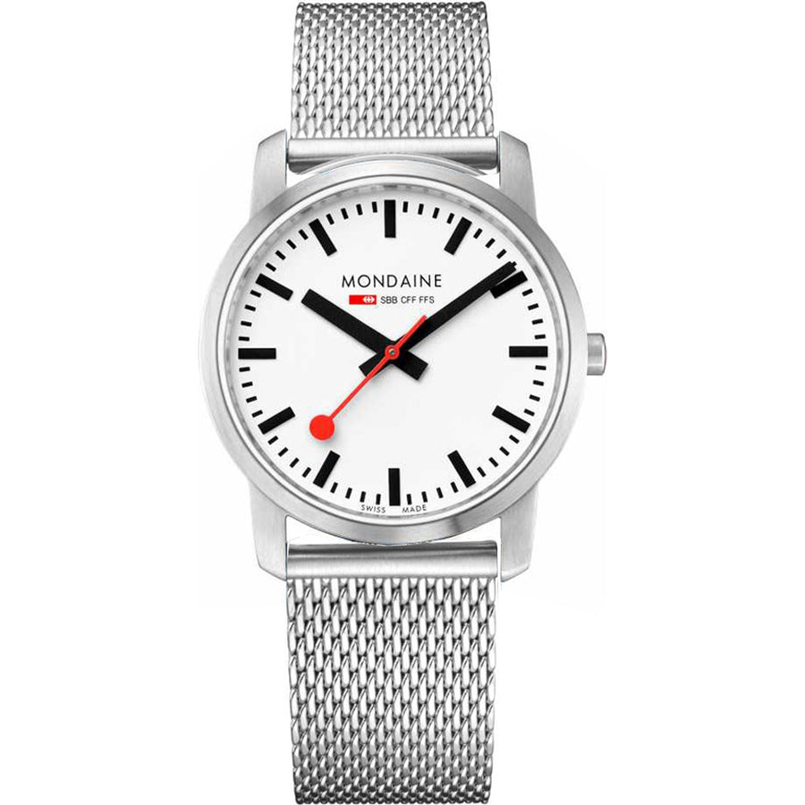 Mondaine Simply Elegant Watch A400.30351.16SBM