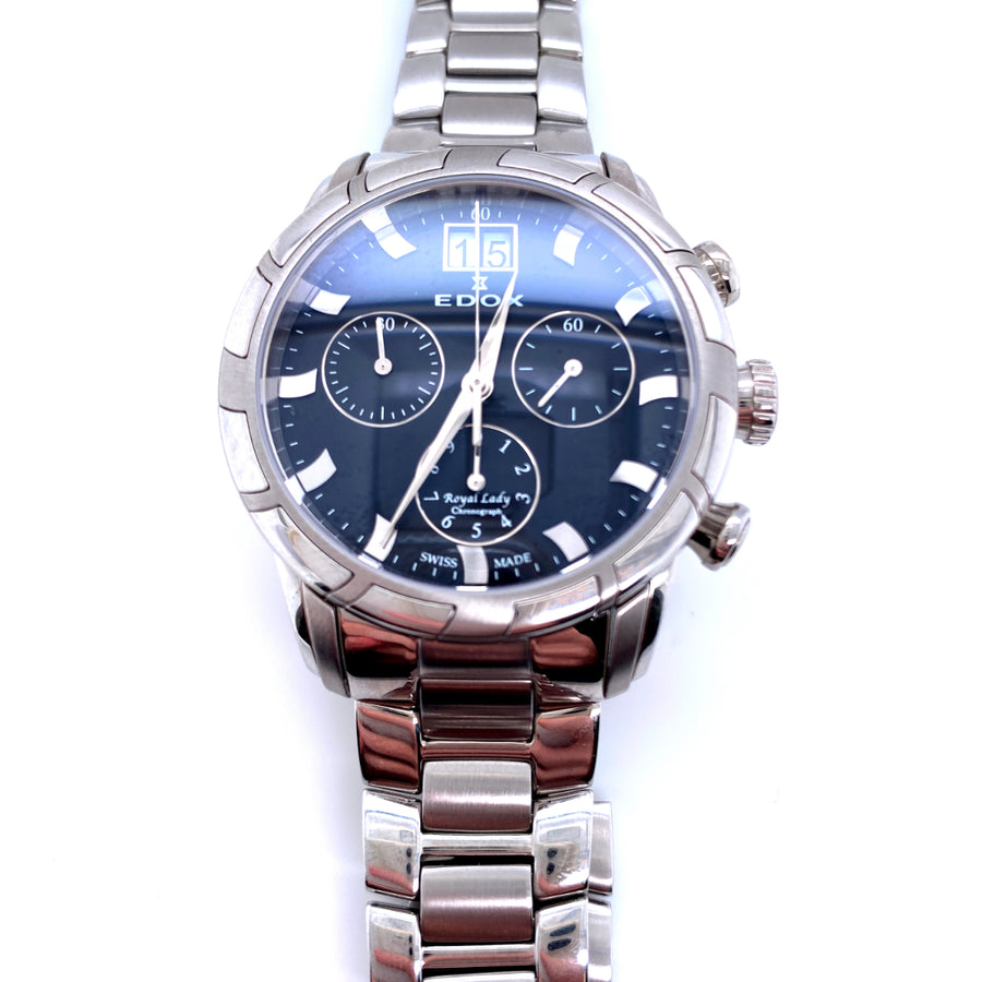 Edox Royal Chrono Watch  E100193NIN