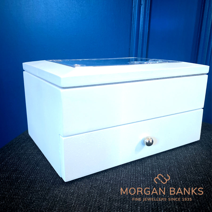 Jewellery Box with Drawer EP1556