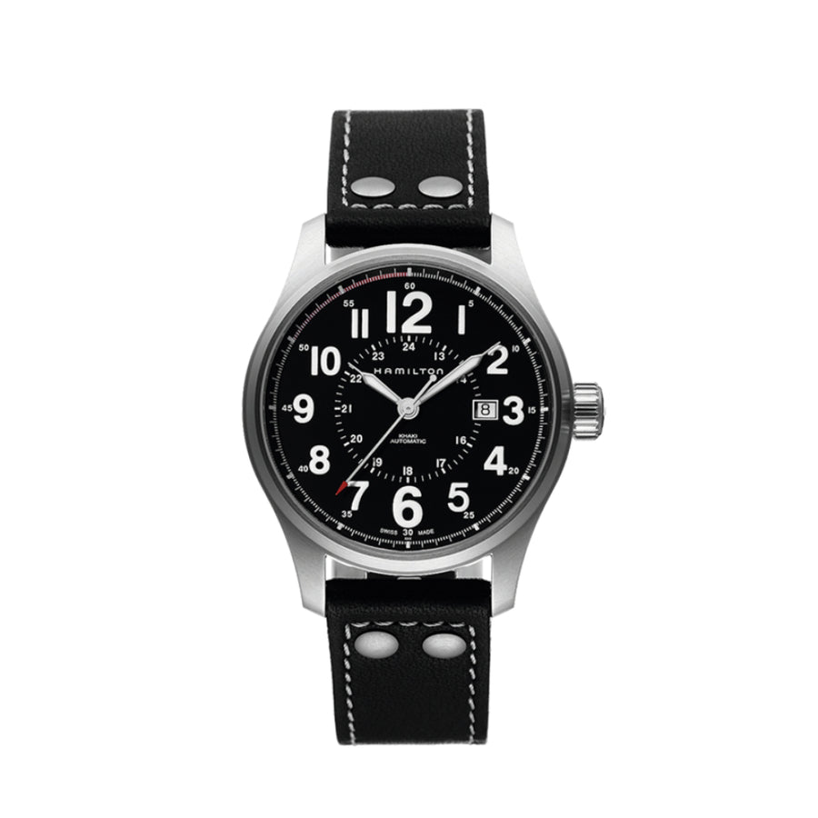 Hamilton Gents Officers Automatic Watch H70615733