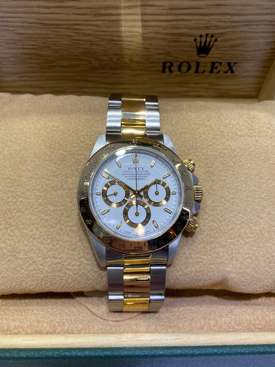Rolex Bi Colour Daytona 16523 U651515