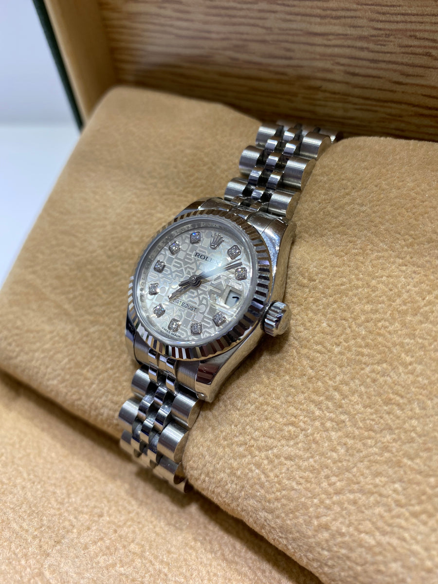 Rolex Steel Ladies Datejust 179174 G877543