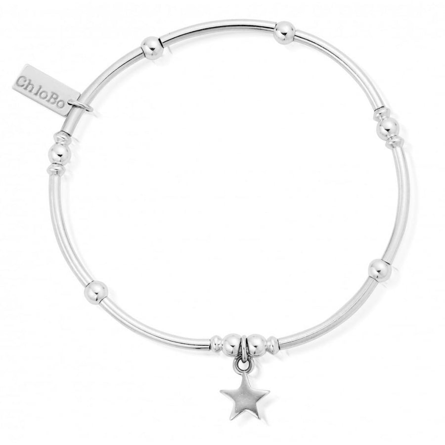 ChloBo Mini Noodle Ball Star Bracelet SBMNB806