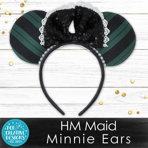 HM Maid Minnie Ears