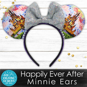 Happily Ever After Minnie Ears