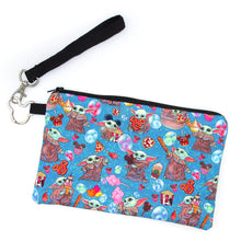 Load image into Gallery viewer, Snacky Baby Snack Attack Wristlet Purse