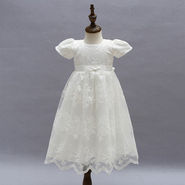 Baby Baptism Dress Baby Girls Princess Dress