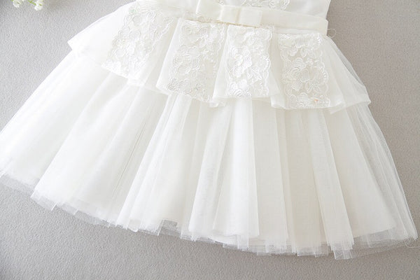 Baby Girl Baptism Dress Gowns Lace White Baptism Dresses