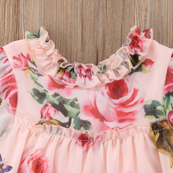 First Birthday Outfit Baby Girl Dresses Princess For Baby Girls Holiday Party