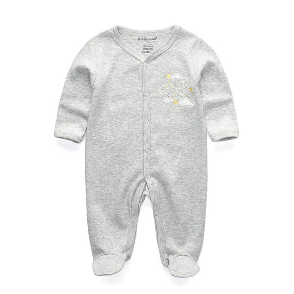 Newborn Dinosaur Clothes Baby Boy  Infant Wear Use Soft Cotton Romper Overalls Baby Boy Rompers 0-12M
