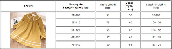 Baby Girl Dresses Spring New Long Sleeves Blue Princess Costumes