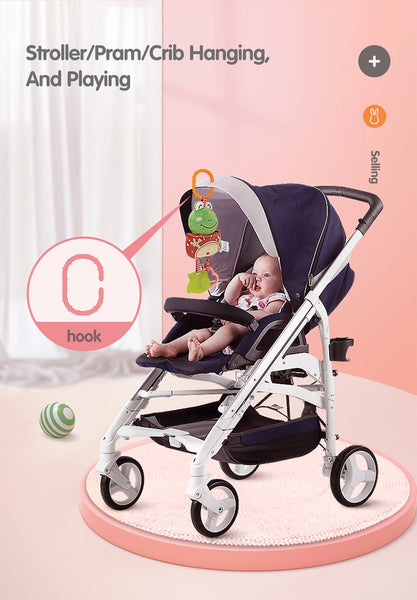 Best Baby Toys Crib Bed Stroller Toy Car Seat Educational Rattle Baby Education Toys For 3 Month Old