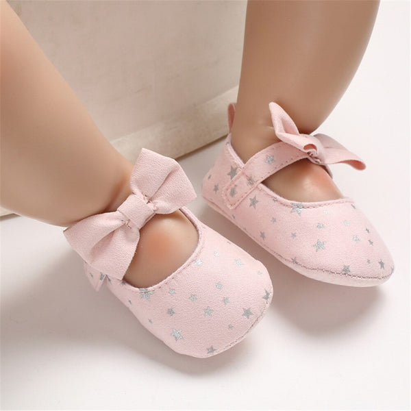 Baby First Walking Shoes Birthday Party Newborn Girl Shoes