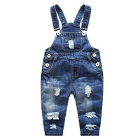 Overall Pants Jeans Boys Baby clothes