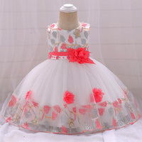 Baby Girl Baptism Dress Cute Lace Dress