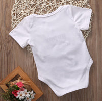 Newborn Infant Baby Boy Girl Short Sleeve Romper Jumpsuit Cheap Baby Boy Clothes Size 0-18M
