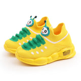 Baby Walking Shoes Stretch Mesh Soft Sole Sports Shoes Sneakers Anti-slip Best First Walking Shoes