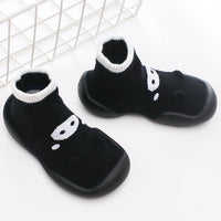 Baby Walking Shoes Soft Rubber Sole Anti-slip Baby First Walking Shoes