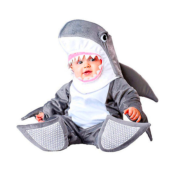 Baby Shark Birthday Costumes Anime Cosplay 6M-3T