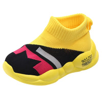 Baby Walking Shoes Mesh Soft Sole Sports Shoes Sneakers Anti-slip Best Baby Shoes