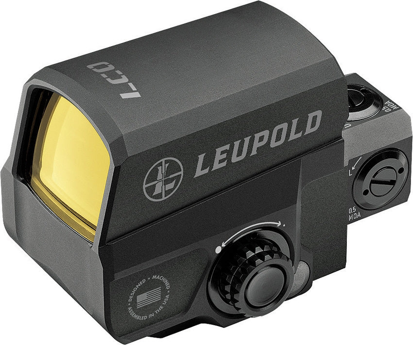 Leupold | Carbine Optic LCO Matte Finish, 1-MOA Red Dot